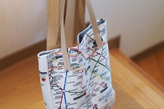 subway of paris bag1