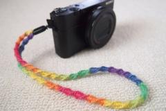 camera strap (hemp2)