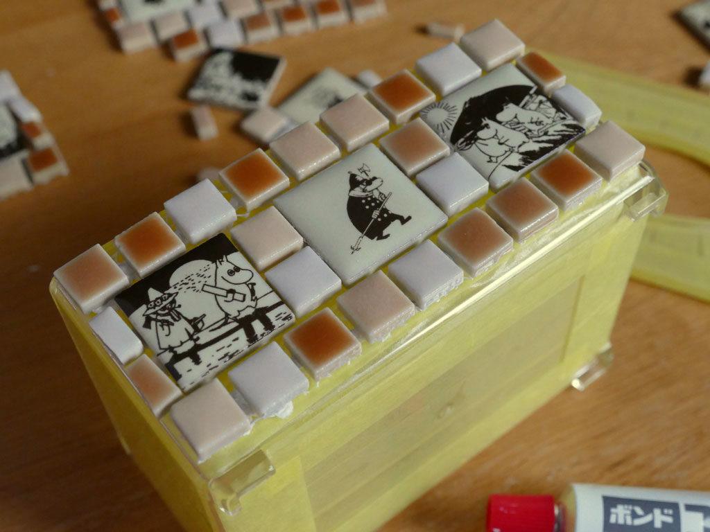 ムーミンティッシュボックス6