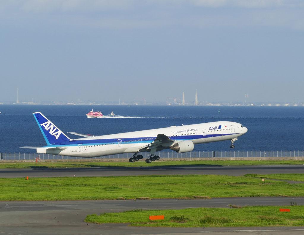 ルミックスフォトスクール@羽田空港 2:LUMIX DMC-FZ1000