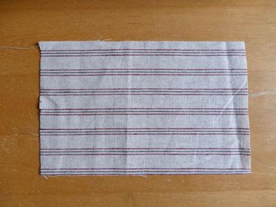 輪に縫うときの実験1