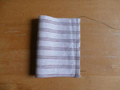 輪に縫うときの実験2