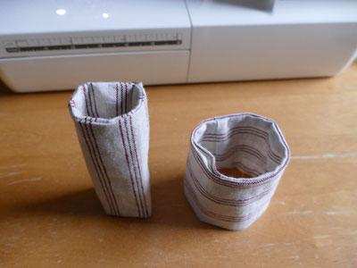 輪に縫うときの実験8
