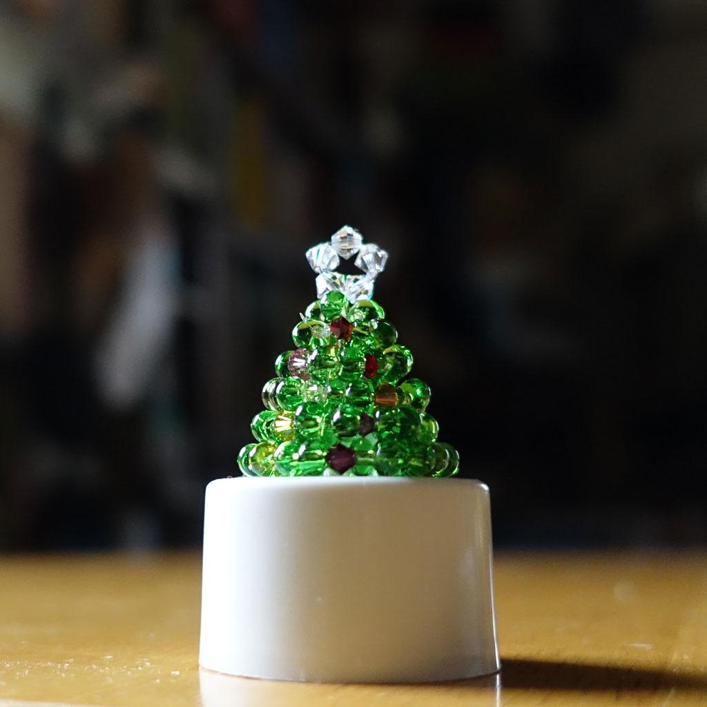 ミニクリスマスツリー4