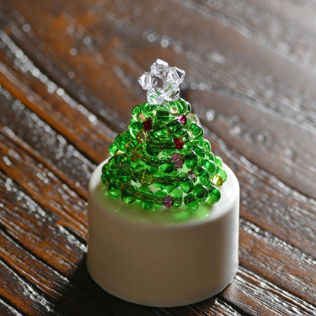 ミニクリスマスツリー1