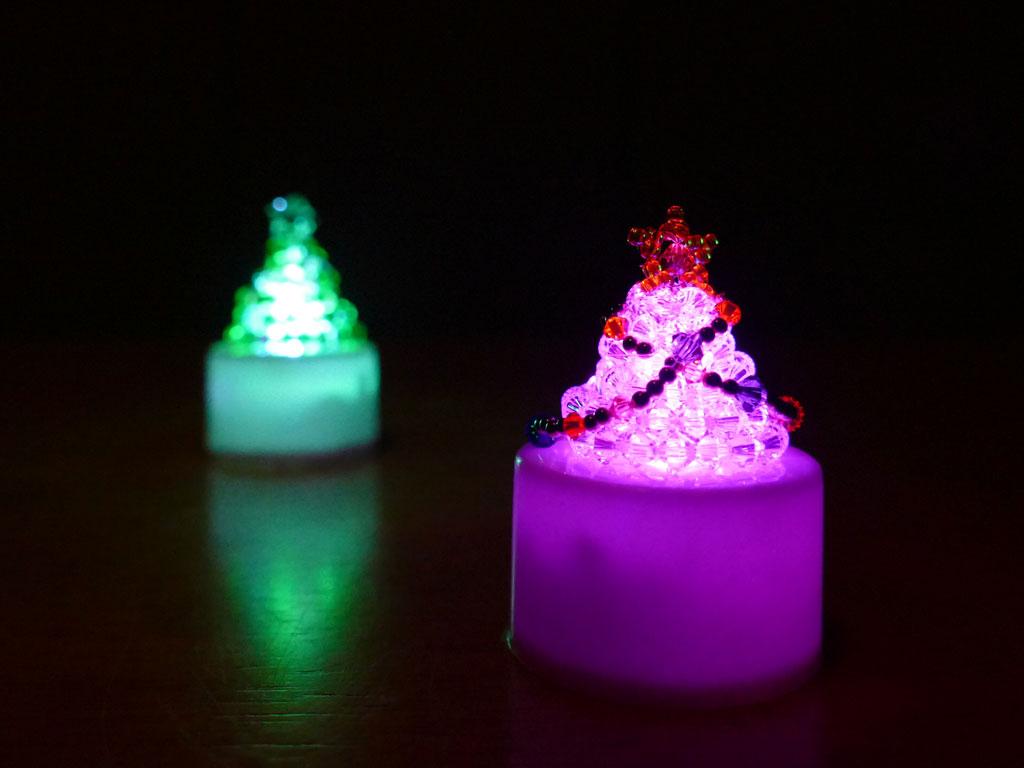 ミニクリスマスツリー8