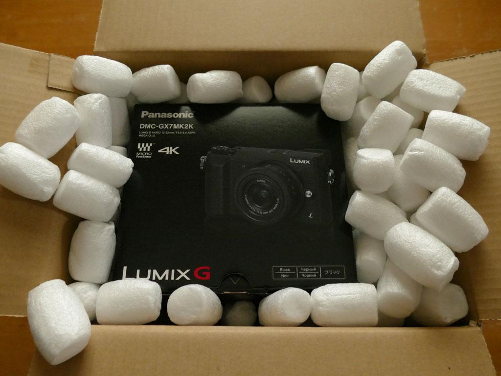 ミラーレスカメラを新調!<br>選んだのはLUMIX DMC-GX7MK2