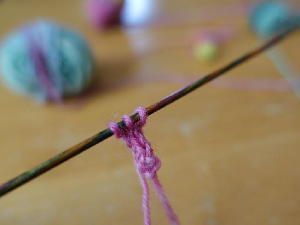 OPALで編む戌6