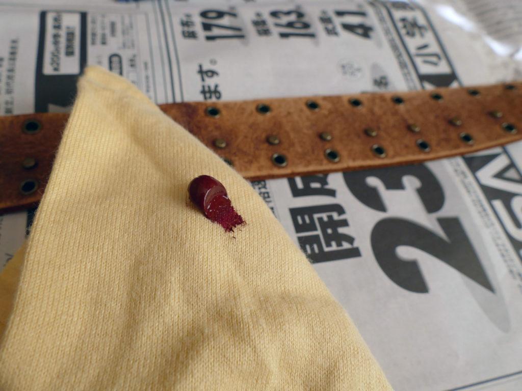 革の色塗り練習3