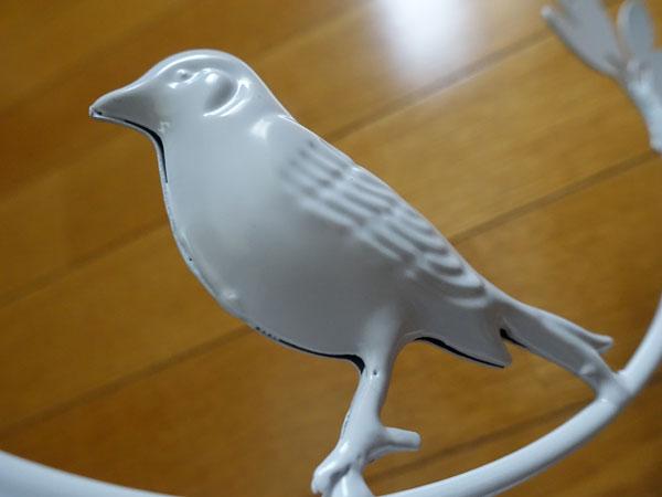 小鳥のアイアンブラケット2
