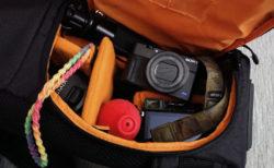 amazonベーシックのスリングカメラバッグが実はすごく使える<br>ということに7年経って初めて気が付いた