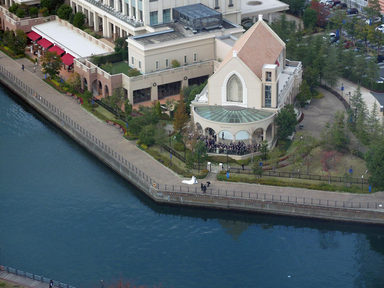 アパホテル横浜ベイタワーからの眺望5:LUMIX DMC-GX7MK2+LEICA DG VARIO-ELMARIT 12-60mm/F2.8-4.0