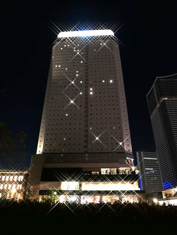 アパホテル横浜ベイタワー:LUMIX DMC-GX7MK2+LEICA DG VARIO-ELMARIT 12-60mm/F2.8-4.0