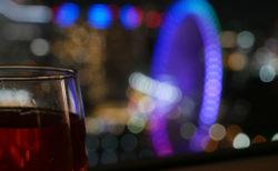 アパホテル&リゾート<br><横浜ベイタワー><br>から撮った みなとみらい