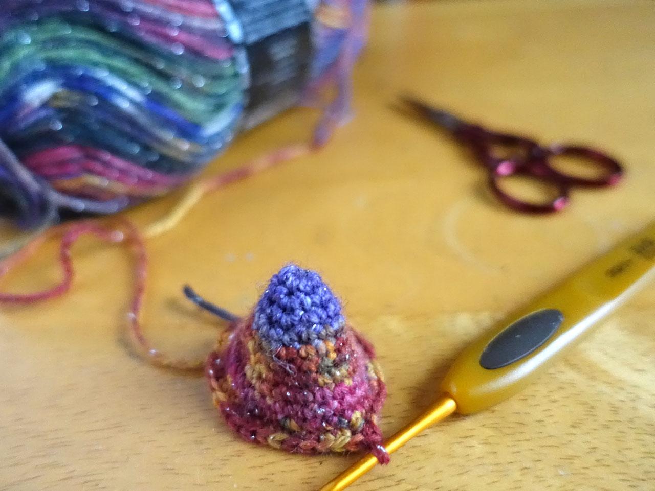 opalで編んだねずみ2
