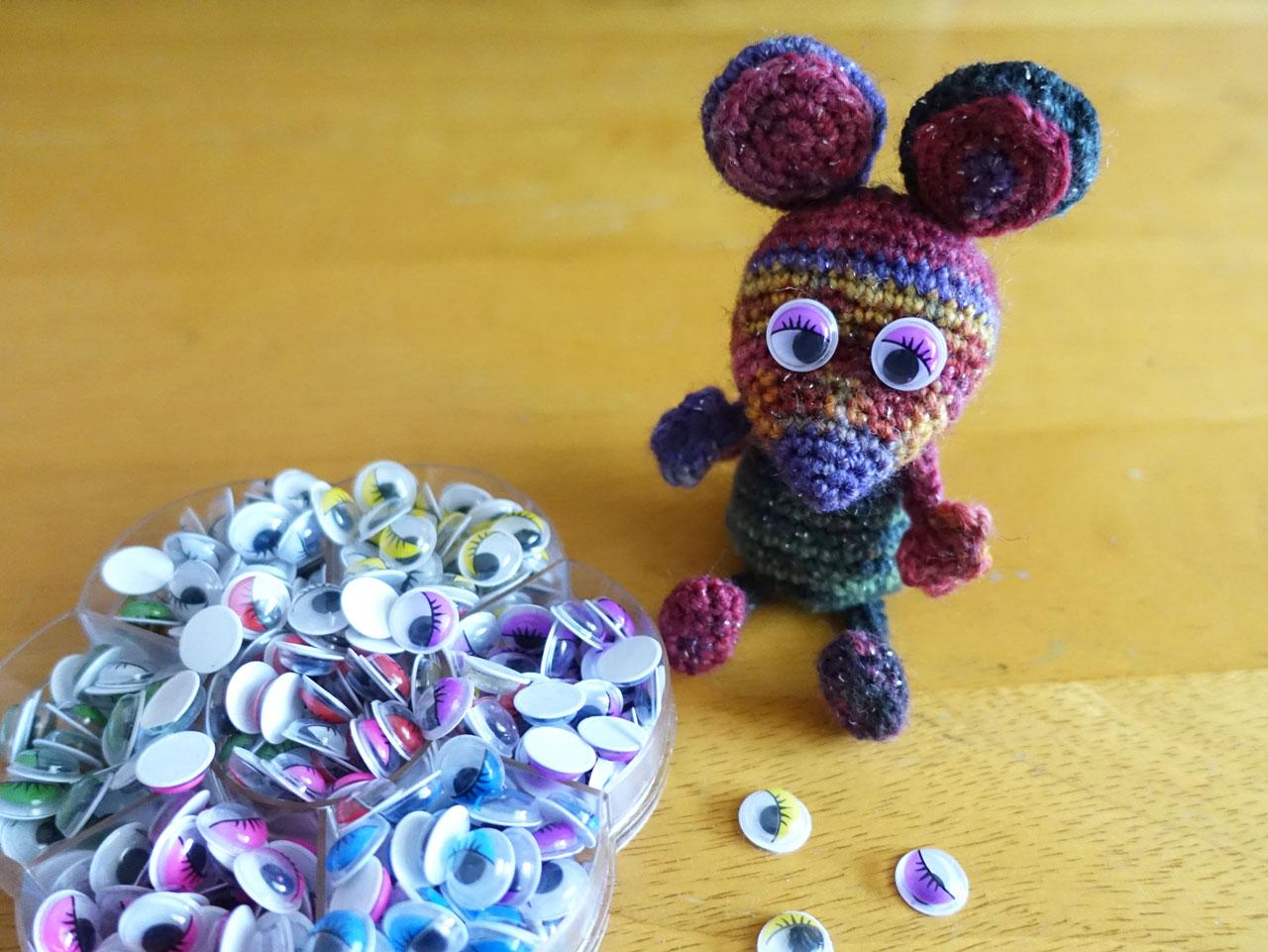 opalで編んだねずみ8