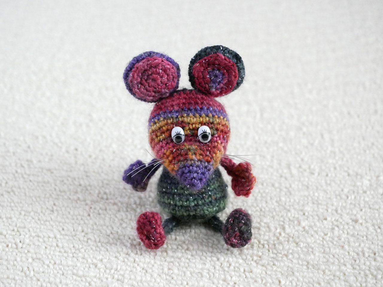 opalで編んだねずみ4