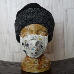 手作り布マスク6