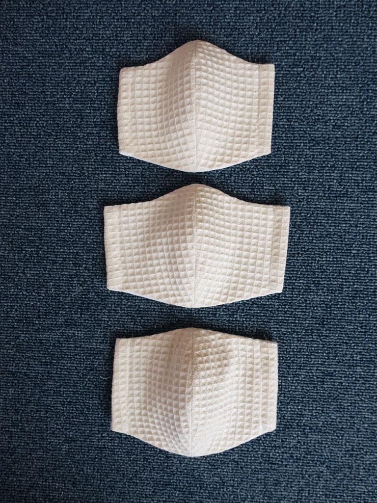 マスク3種