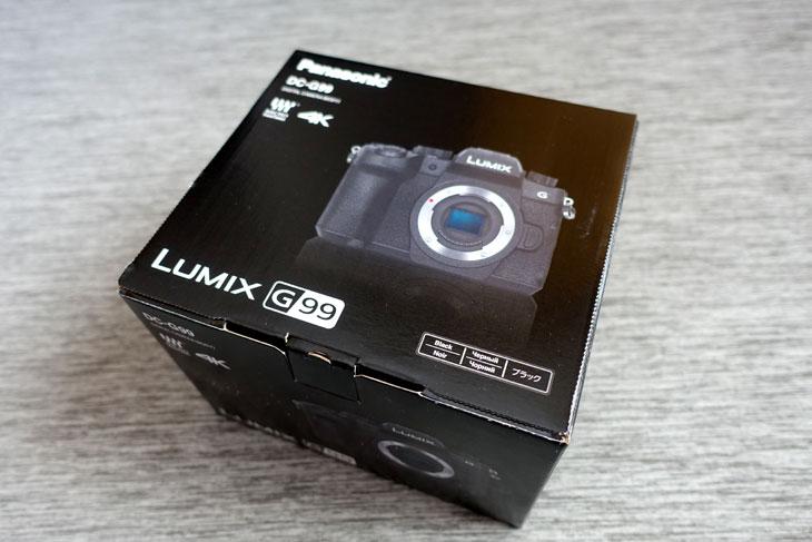 LUMIX DC-G99 1