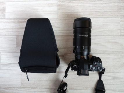 LUMIX G99+望遠レンズに便利なカメラグッズ