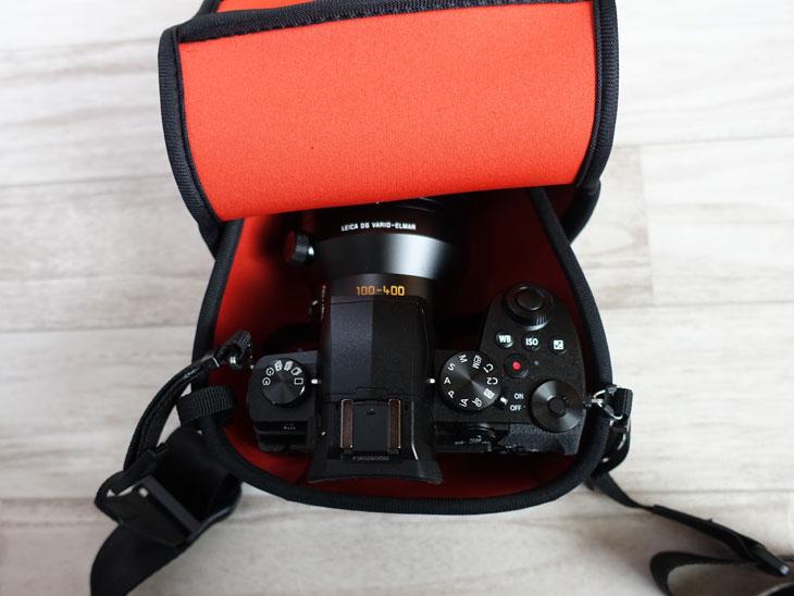 ハクバ カメラジャケット2