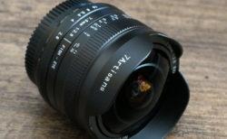 お手頃価格の魚眼レンズ・七工匠<br>7artisans 7.5mm F2.8 IIを買ってみた