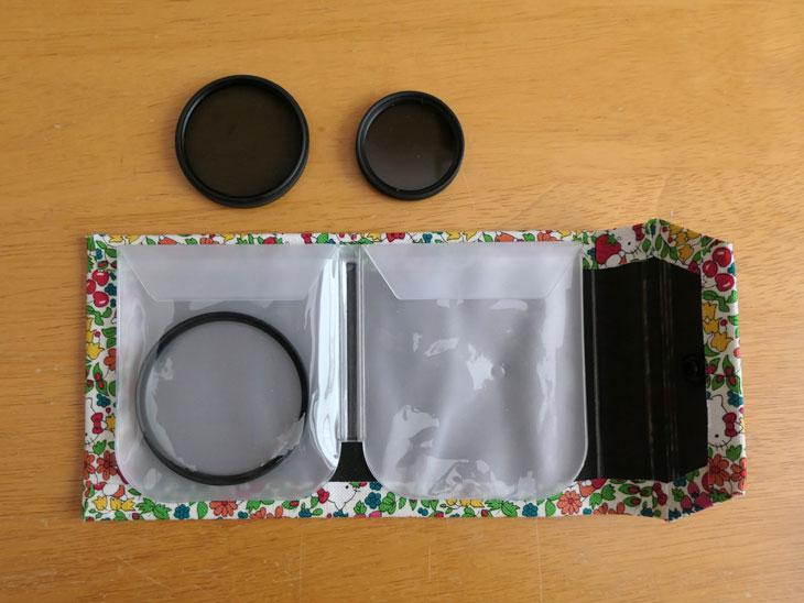 レンズ用フィルターケース7
