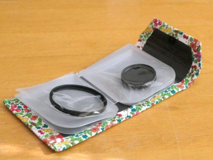 さて、このレンズフィルターケースは、もともとは何に使うものでしょうか?